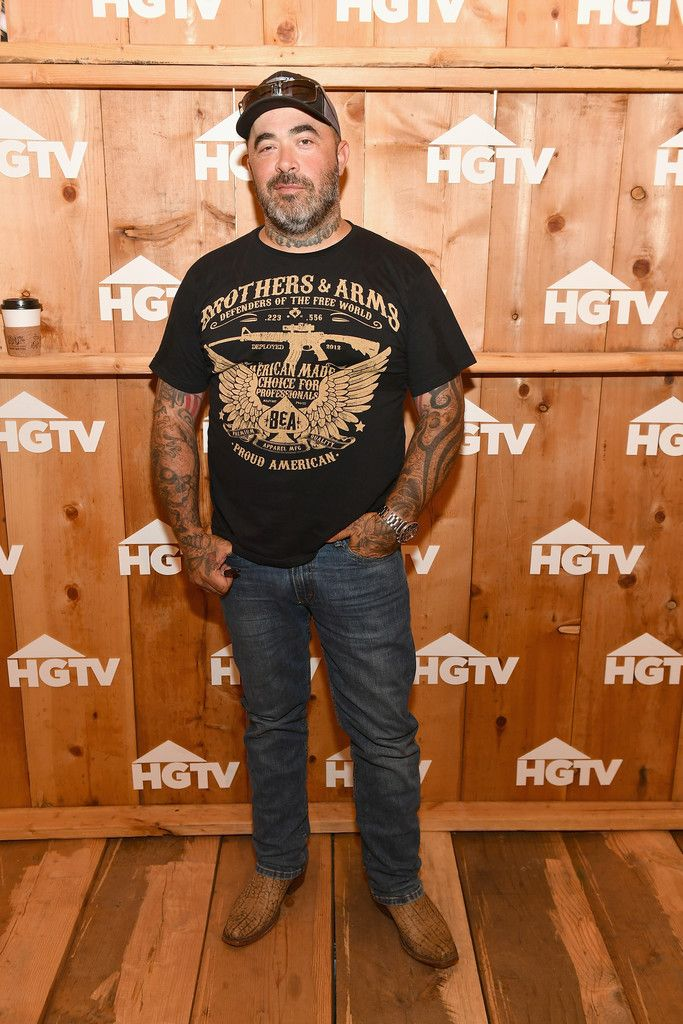 Aaron Lewis Photos - Recording Artist Aaron Lewis attends the HGTV Lodge during CMA Music Fest on June 11, 2016 in Nashville, Tennessee. - HGTV Lodge at CMA Music Fest - Day 3