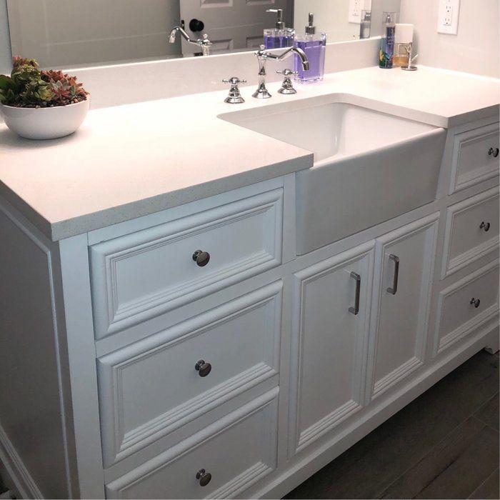 Kbc Zelda 60 Single Bathroom Vanity Set Reviews Wayfair