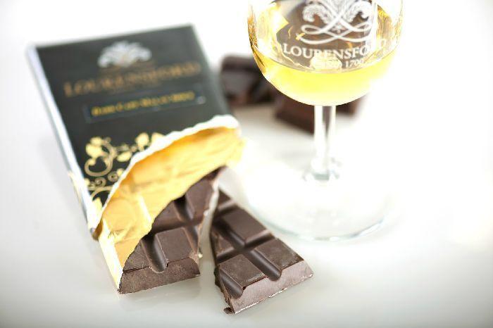 Chocolate and Wine Pairing at Lourensford Estate | GalleryLourensford Wine Estate