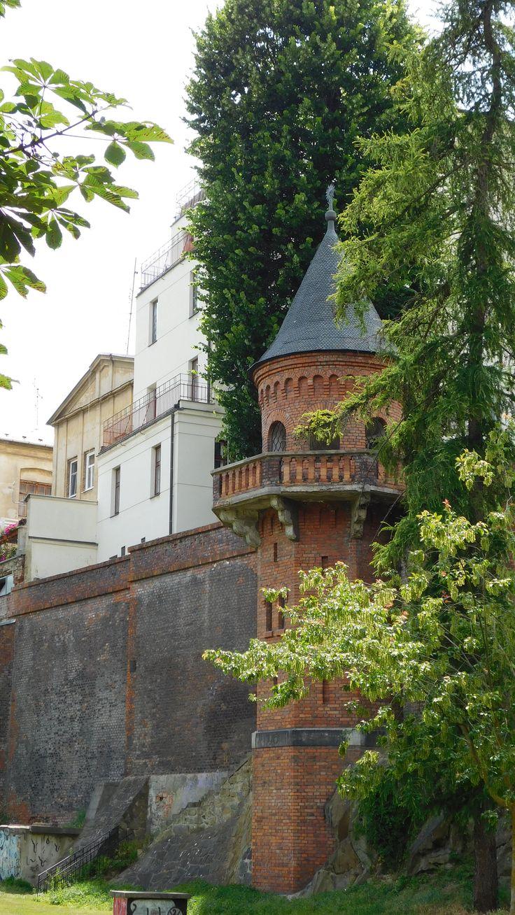 Olomouc Čechovy sady