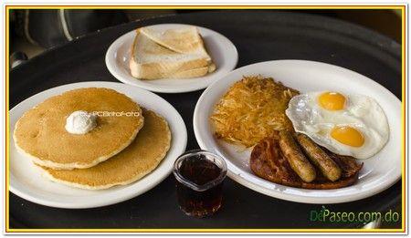 Lumberjack Slam. Denny's Dinner RD #ExperienciaDennys. Visita http://depaseo.com.do/intranet/paladar/paladar_main.asp?pal_id=42&slide=2