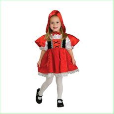 Little Red Riding Hood Toddler Costume - Green Ant Toys Online Toy Shop www.greenanttoys.com.au #bookweek #bookweek2016 #kidscostumes