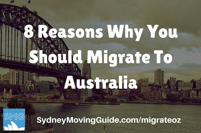 Moving to Australia Tips | Expat Life | Living Abroad | Moving Overseas |  8 Reasons Why You Should Migrate To Australia