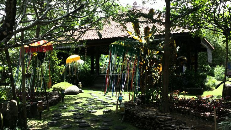 Desa Seni... yoga classes are great here! A must to visit when in Bali.