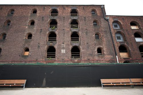 Dumbo's  Empire Stores . NY
