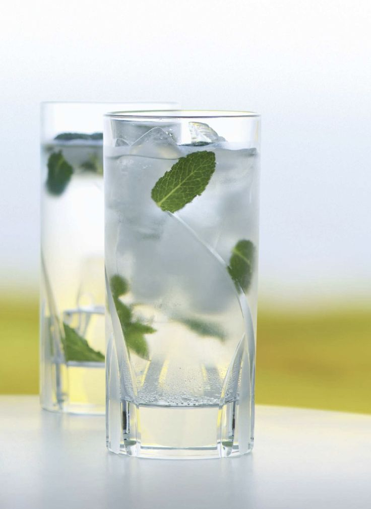 A refreshing cocktail of mint, snow queen vodka, cane sugar, zesty lime and cooling soda water - play with the quantities to make your perfect drink