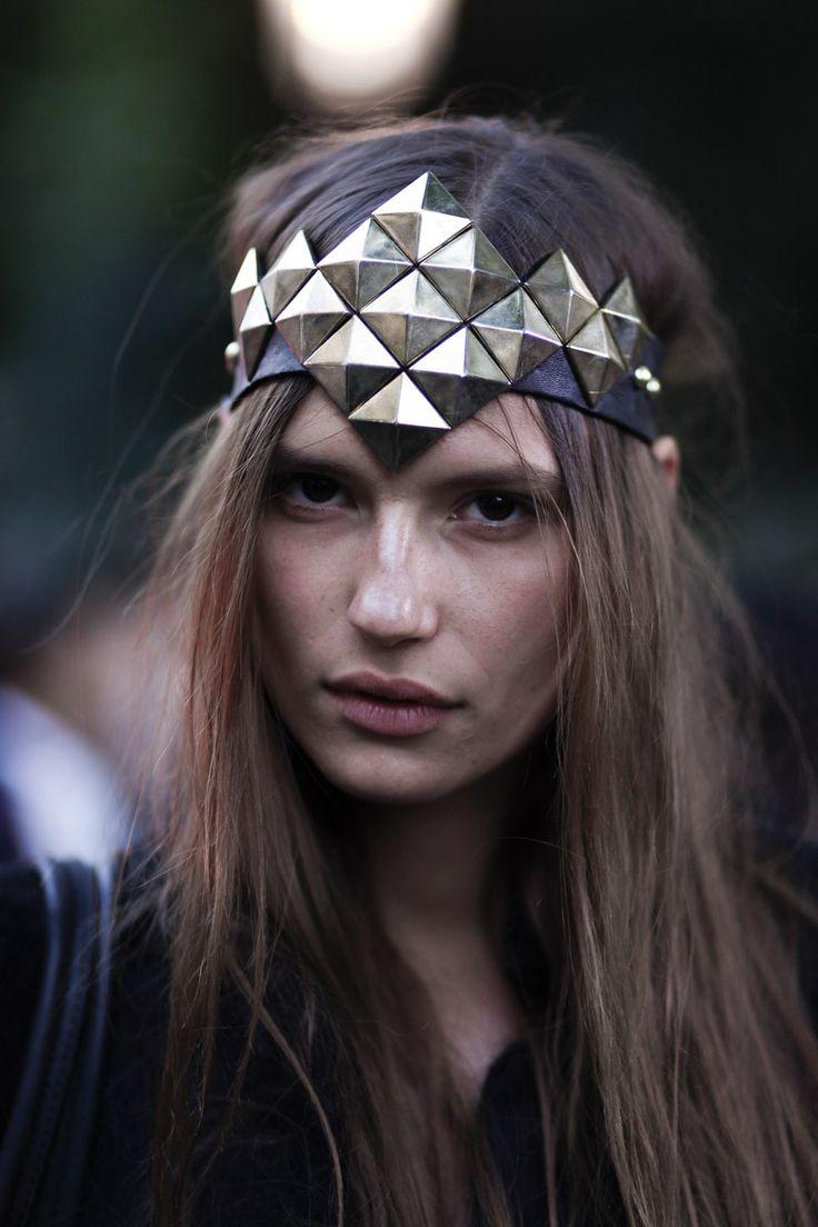 Street Style London Fashion Week primavera verano 2013 | Galería de fotos 19 de 139 | Vogue