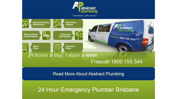 You can trust the Abstract Plumbing team of qualified Brisbane plumbers to look after every aspect of the job – on time and in budget. The team at Abstract Plumbing run a professional and ethical business, actively nurturing excellence in our team and giving back to our local community. Abstract Plumbing, 57 Wellington Rd, East Brisbane, QLD 4169, Phone: 1800 155 344, www.abstractplumbing.com.au
