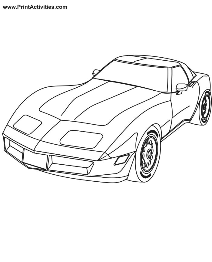 32 best race car coloring pages images on pinterest for Matchbox cars coloring pages