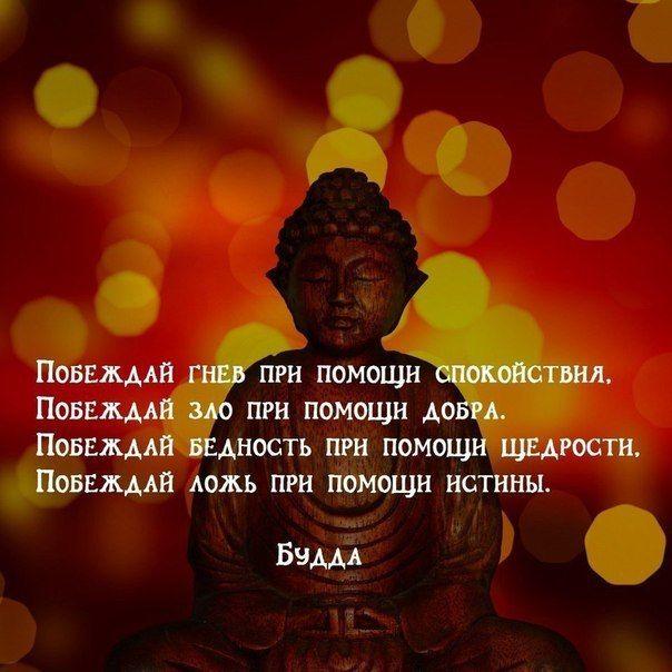 эти буддийские стихи о любви кивнула поблагодарила