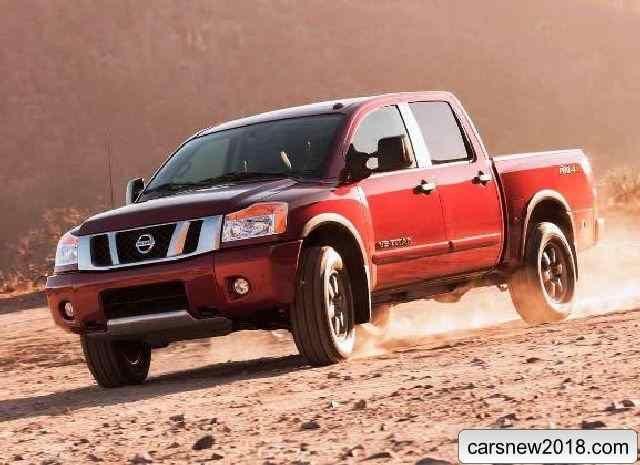 Pickup 2018-2019 Nissan Titan