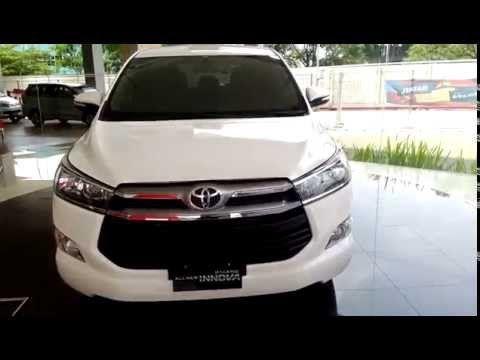 Review: Toyota All New Kijang Innova 2016 Exterior and Interior