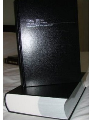 Thai - English Bible / Black Hardcover / Bilingual Bible [Hardcover]