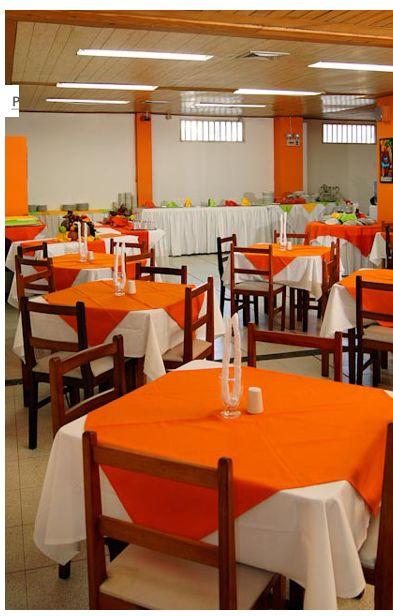 Restaurante Hotel Verde Mar en San Andrés