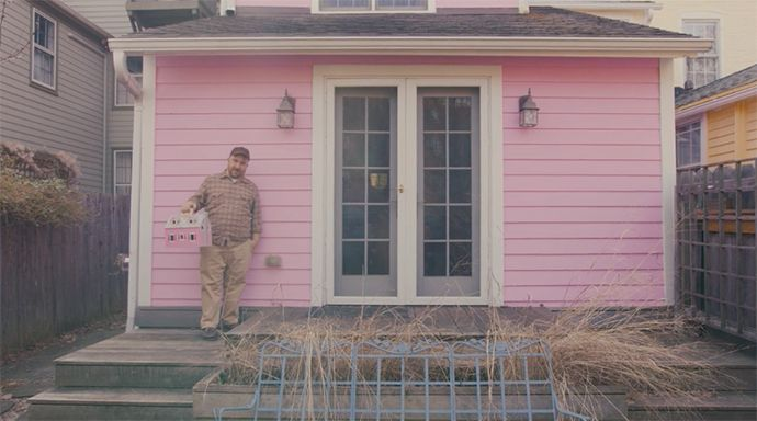 WATCH: Inside Stephin Merritt's Pink House