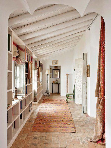 M s de 25 ideas incre bles sobre alfombras marroqu es en pinterest espejos de pared espejo de - Casas marroquies ...