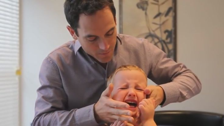 Dr. Ian - Jaw MANIPULATION on CHILD Post TRAUMATIC Fall - FIXED by Gonst.... That was something to see..that litle boy is so cute & the chiro. great w/ patients,..& good looking too.