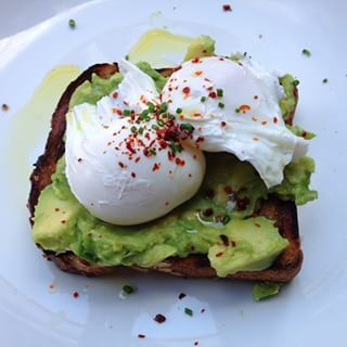 Caravan | The avo here is always a fave. Nearest station: Caravan has locations in Exmouth Market and King's Cross. 16 Places You Must Eat Avocado On Toast Before You Die