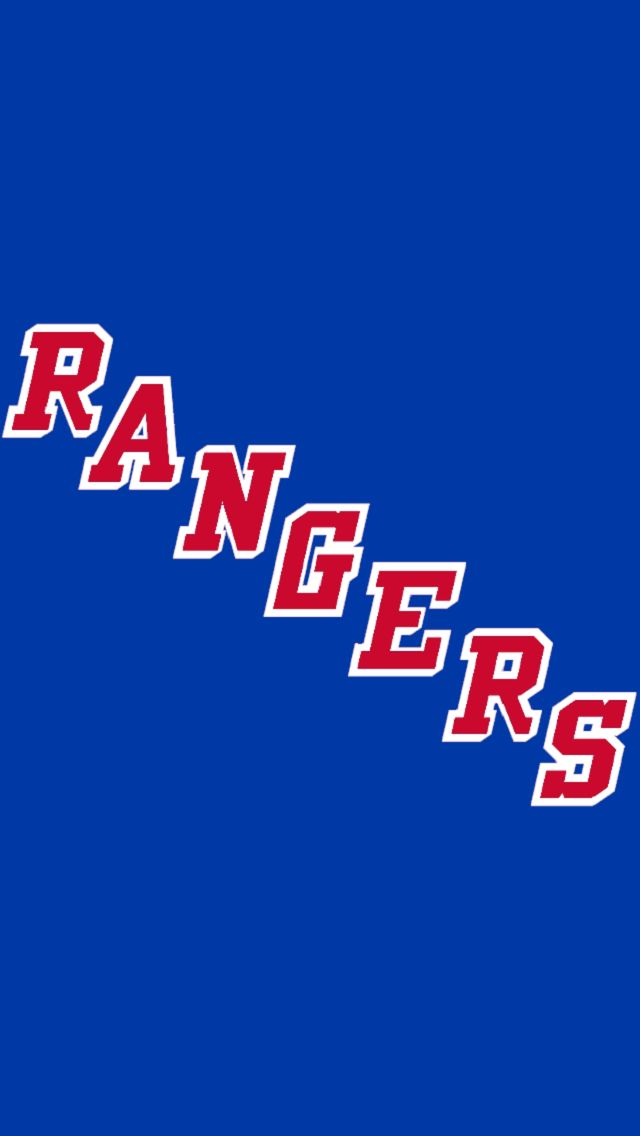 New York Rangers 1987