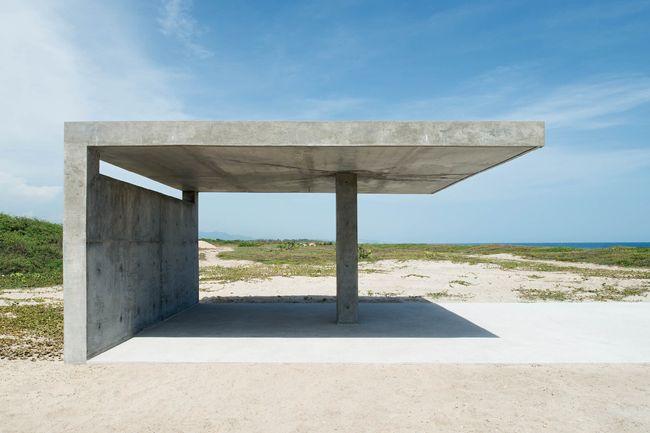 Tadao Ando - Places & Spaces | Art Foundation Casa Wabi by Tadao Ando in Oaxaco  Pinned by www.modlar.com