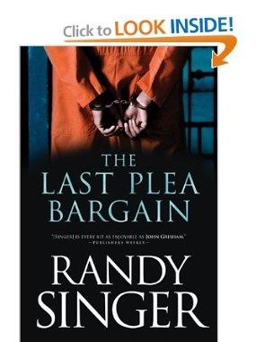 2013 @ChristyAward Nominee! The Last Plea Bargain: Randy Singer: 9781414333212: Amazon.com: Books