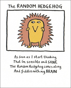 Edward Monkton: The Random Hedgehog