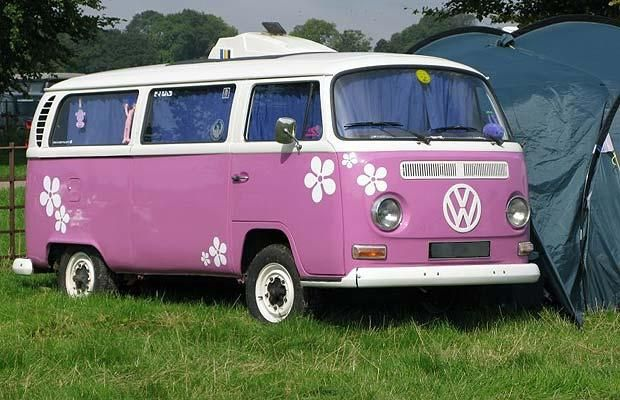 I love the VW camper - would ideally love a 1963 model but the only one i've seen recently was extortionate. Although the finish was superb.