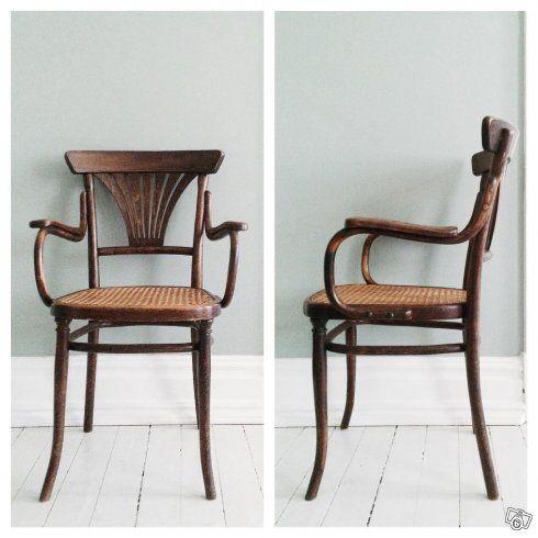 Thonet böjträ vintage antik stol | Göteborg