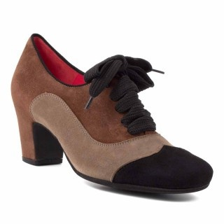 Vivi Wing Tip Lace | Casual Shoes