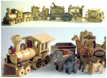 Detailed Circus Train Plans   Woodworking Plans ...