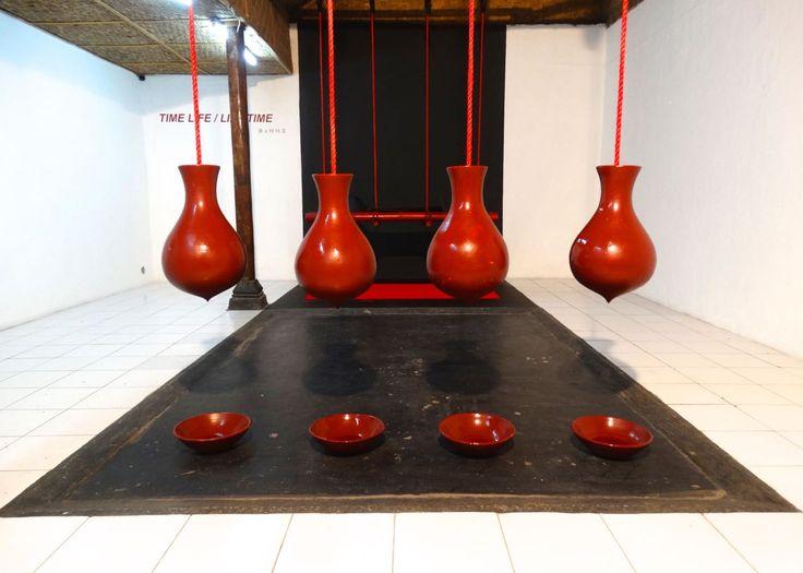 'LIFE TIME / TIME LIFE' Yogyakarta / Indonesia / artist BvHHS 2015