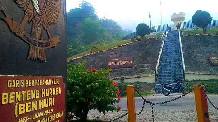 Benteng Huraba adalah sebuah monumen lambang perjuangan rakyat Tapanuli Selatan dalam mengusir penjajah Belanda (si bontar mata) yang merupakan replika dari benteng dan meriam yang digunakan dahulu. Benteng ini terletak di desa Huraba sehingga dinamakan Benteng Huraba. Benteng ini berjarak lebih kurang 15 km dari pusat kota Padangsidimpuan ke arah Panyabungan. Di Benteng Huraba inilah …