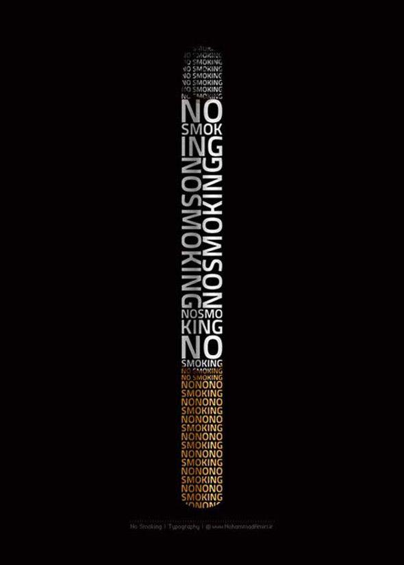 50 Ultra Creative Typographic Poster Designs http://www.cssdesignawards.com/articles/50-ultra-creative-typographic-poster-designs/49/