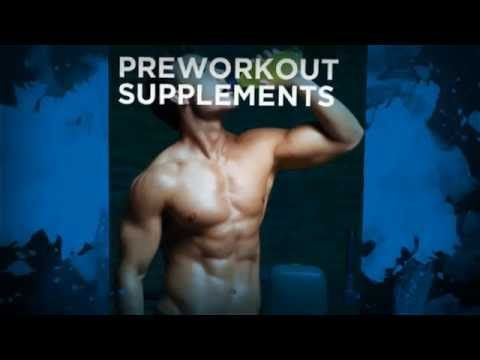 Best Pre Workout Supplement | Best Pre Workout Supplements - YouTube