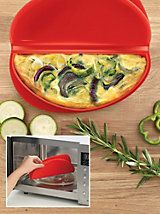 Microwave Omelette Cooker - Silicone Omelette Maker - Omelette in the Microwave | Solutions