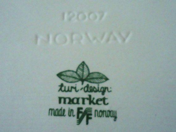 Turi design market 1960s
