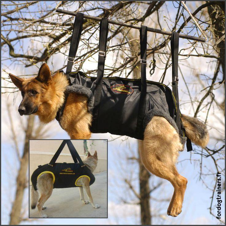 #Harnais en nylon «Sauveteur», Réf.: HR1, conçu pour les opérations de recherche et de #sauvetage avec les #chiens de type Berger Allemand -> 86,10 €  @fordogtrainersf Pensez à mentionner «J'aime» si ce produit vous plaît. Rejoignez-nous sur Pinterest! ForDogTrainers - accessoires canins de grande qualité!