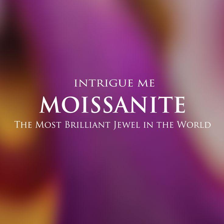 Moissanite jewellery www.moimoi.com.au