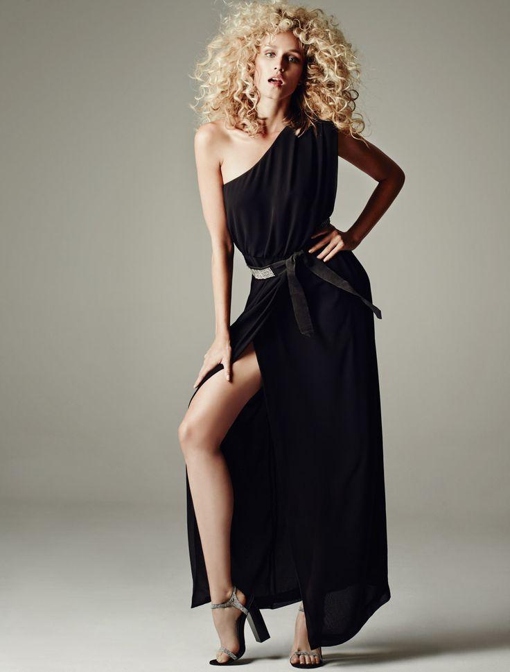 LONG  NIGHT DRESS