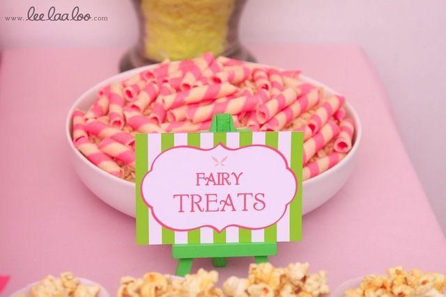 Fairy Treats #fairy #treats