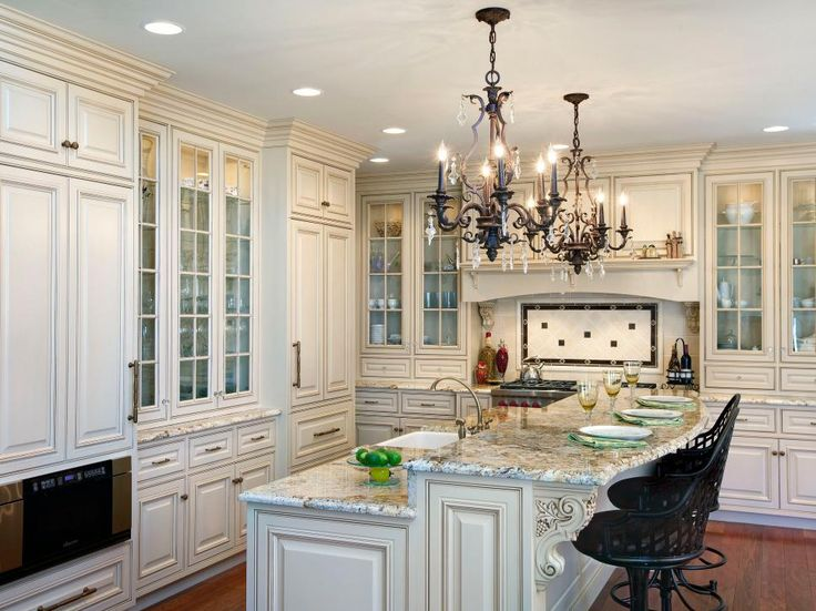 White Kitchen Lighting Design Cabinets Also Islands Among Unique Decoration  Suitable As Small Spaces Interior