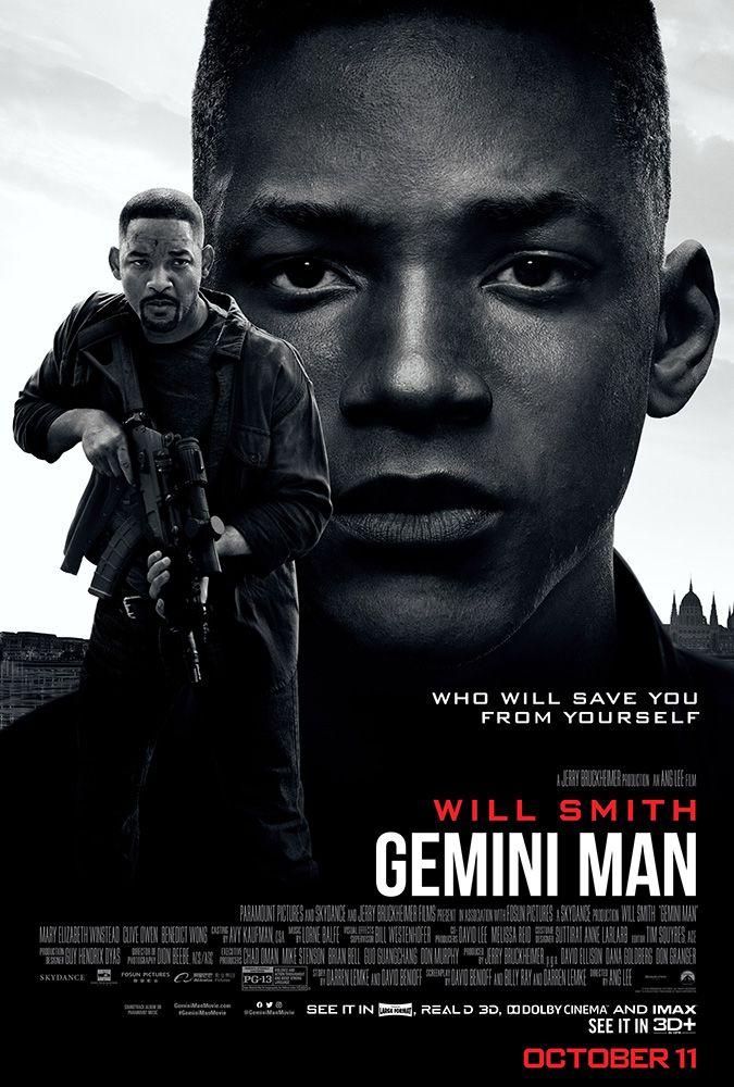 Gemini Man Películas Completas Peliculas Cine Fantastico