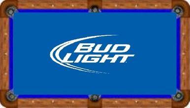 Bud Light Pool Table Cloth Felt Ab 51202 8 For The Shop