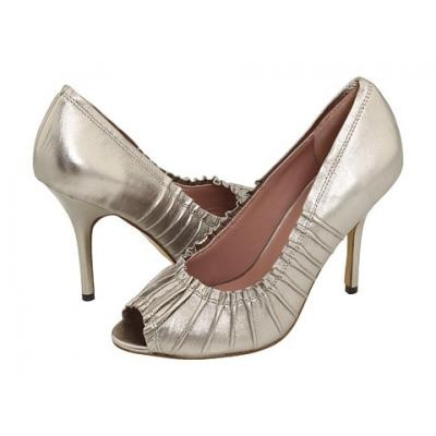 Pewter Shoes Heels