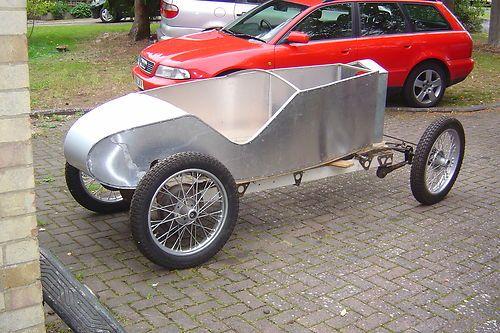 Bleriot Whippet cyclecar