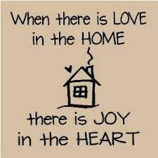 "www.limedeco.gr "" When there is love in the home there is joy in th heart """