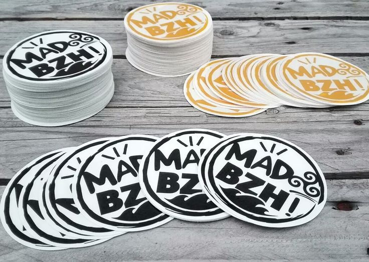 Stickers livrés ! Ils viennent de rejoindre les cartes sur le shop www.madbzh.com, venez les découvrir !  #madbzh #stickers #humour #carte #bretagne #bzh #breizh #morbihan #decorative