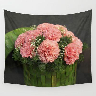 Box of Carnations by Deborah Janke