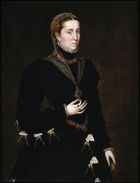 María Manuela de Portugal, (Coímbra, Portugal; 15 de octubre de 1527 - Valladolid, España; 12 de julio de 1545) princesa consorte de Asturias e infanta de Portugal, por su matrimonio con el entonces príncipe Felipe II, hija de la archiduquesa Catalina de Austria -infanta de España y hermana de Carlos I de España y V de Alemania- y de Juan III el Piadoso.