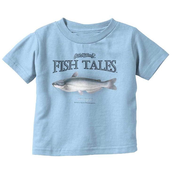 Blue Catfish Toddler Infant T